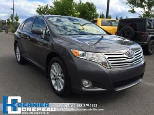 2012 Toyota Venza AWD **TOIT OUVRANT, BLUETOOTH, PRISE AUX**