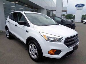 2017 FORD ESCAPE FWD S / FWD / CRUISE / EXT WARRANTY  UP TO 8000