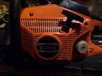 echo 3600 petrol chainsaw