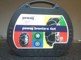 Pewag Brenta-c. 4x4 Snow Chains SUV New