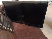 """43"""" Toshiba LCD Colour TV- Spares or Repairs *"""