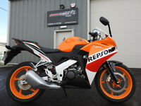 2015 Honda Repsol CBR 125 R - Available on finance, Only 4505 miles! Delivery available from £125.