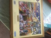 Gibson 1000 piece Christmas puzzle