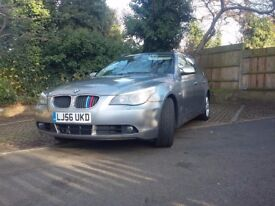 Bmw 520d,MANUAL,FULL SERVICE HISTORY.HPI CLEAR