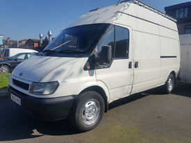 FORD TRANSIT HIGHT TOP 12 MONTHS MOT MECHINCALLY PERFECT!!!!