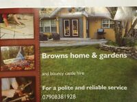 BROWNS HOME AND GARDEN'S