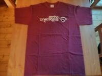 Unique Arctic Monkeys concert t-shirt!