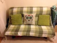 Ikea double lyksele sofa bed