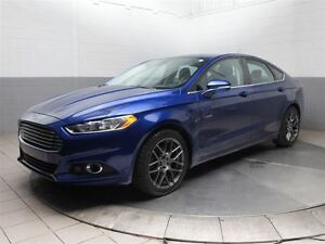 2013 Ford Fusion SE ECOBOOST A/C MAGS NAVI