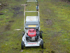 """Lawnflite pro 21"""" Hydrostatic mower,used and in good working condition,ready to mow."""