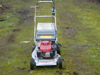 "Lawnflite pro 21"" Hydrostatic mower,used and in good working condition,ready to mow."