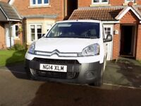Citreon Berlingo Van for sale. Immaculate condition inside and out