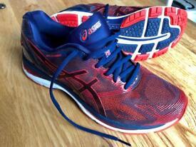 new concept 1ffc5 2cff5 ASICS Mens Gel-Nimbus 19 Running Shoes UK10 As New - Unused