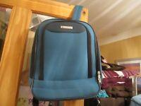 Selection of backpacks...