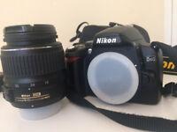 Nikon D40 with AF-S DX Zoom-Nikkor 18-55mm