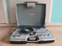 Pye Cambridge LW1013 Briefcase Record Player/Radio