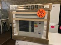 BRAND NEW BUILT IN ELECTRIC OVEN IN WHITE ABSOLUTE BARGAIN ...!!