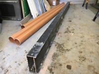 Steel lintel 3470mm