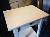 bed side table Hemnes with 1 drawer