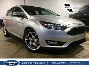 2016 Ford Focus SE | AC, Heated Seats, Bluetooth