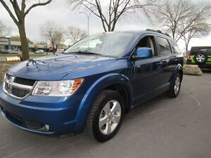 2010 Dodge Journey SXT*5 SEATER*NAVIGATION AND CAMERA*SUNROOF*WO