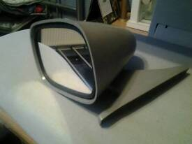 Replacement Passenger side car wing mirror