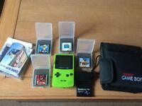 Nintendo Gameboy colour - working order