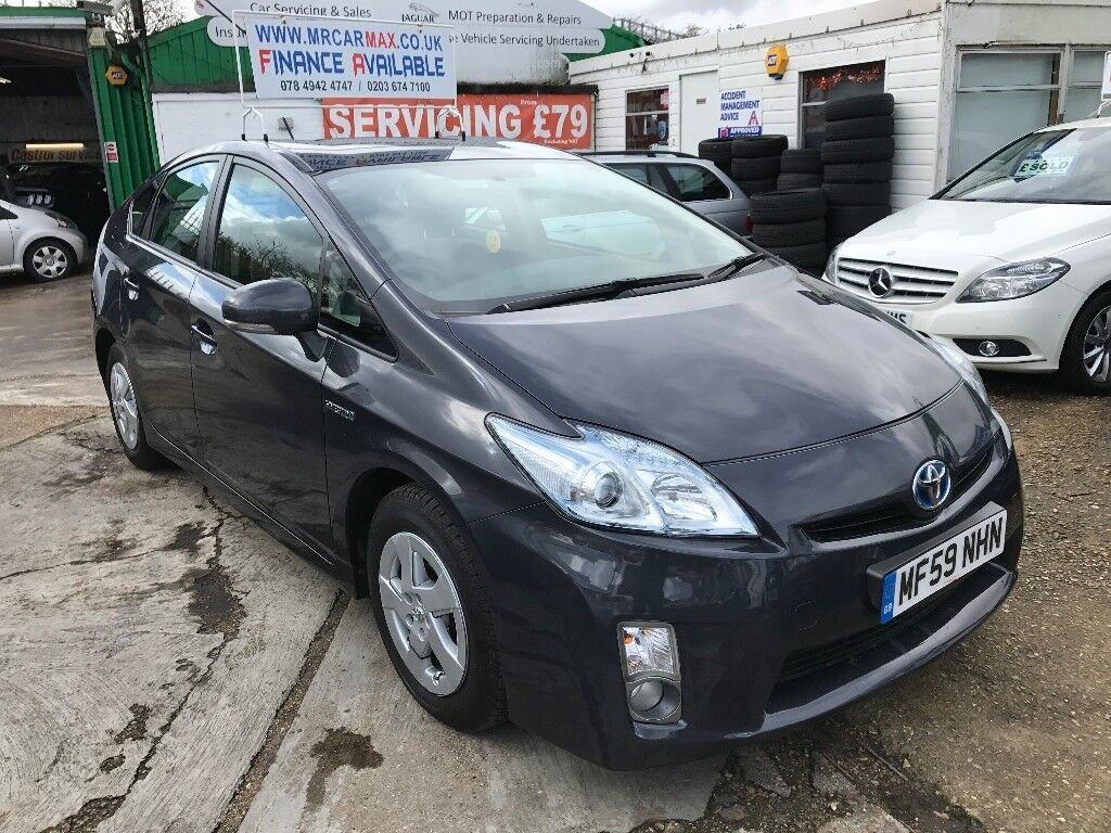 Finance 152 Per Month Toyota Prius T3 Hybrid Auto Ideal For Pco
