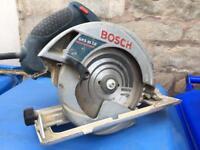 BOSCH Professional circular saw