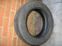Hankook Kinergy Eco K425 175/65 R15 84H Tyre off a BMW Mini