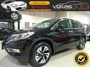 2015 Honda CR-V TOURING**AWD**NAVI**SUNROOF**