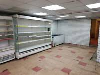 Commercial freezers x 3