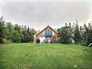 244 000$ - Chalet à vendre à St-David-de-Falardeau Saguenay Saguenay-Lac-Saint-Jean image 3