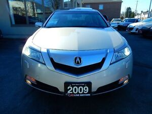 2009 Acura TL SH-AWD | FULLY LOADED | ONE OWNER | NO ACCIDENTS Kitchener / Waterloo Kitchener Area image 2