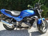 Kawasaki ER-5 for sale in Matlock area