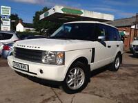 Land Rover Range Rover 3.0 Td6 SE 4dr Auto (white) 2005