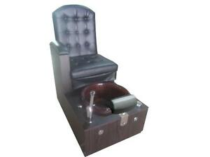 Pedicure bench chair salon spa STIW1001 cheap from manufacturer Peterborough Peterborough Area image 3
