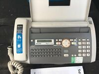 Philips Fax Pro Voice fax and answering machine