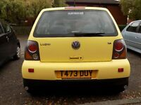 VW Lupo 1.4S £700 ono!