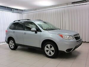 2016 Subaru Forester IT'S A MUST SEE!!! AWD SUV w/ HEATED SEATS,