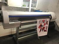 Roland sp540v solvent printer