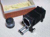 Bellows for Pentax camera
