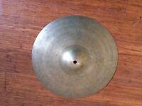 "Wokingham Drum Sales (Premier Specialists) - Vintage Super Zyn 5 Star 14"" Cymbal"