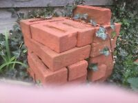 Small red bricks