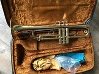 Trumpet- The best of Brass -Great condition-great christmas present