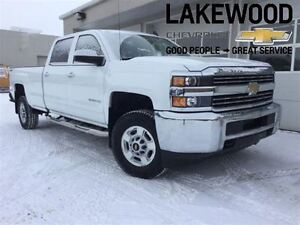 2016 Chevrolet SILVERADO 2500HD LT Crew (Colored Touch Screen, 4