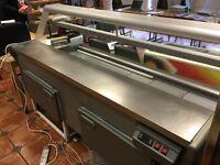 2m Delicatessen counter.