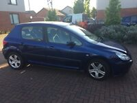 Peugeot 307 in good condition