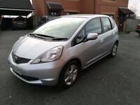 ***CHEAP*** -1 PREVIOUS OWNER-LOW MILEAGE-FULL SERVICE HISTORY-60 PLATE HONDA JAZZ 1.4 I-VTEC ES