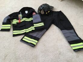Firefighter costume age 5-6